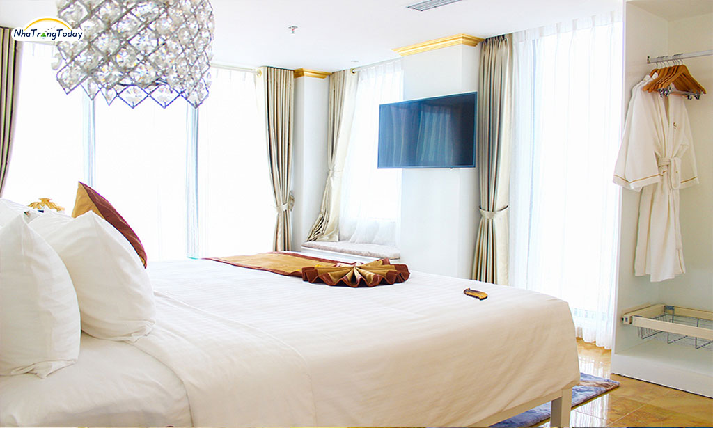 khach san Cicilia nha trang hotel - two bed penthouse