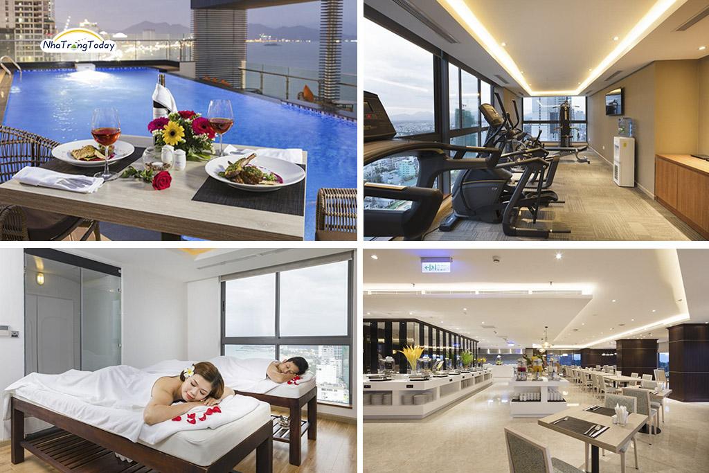 Khách sạn Comodo Nha Trang