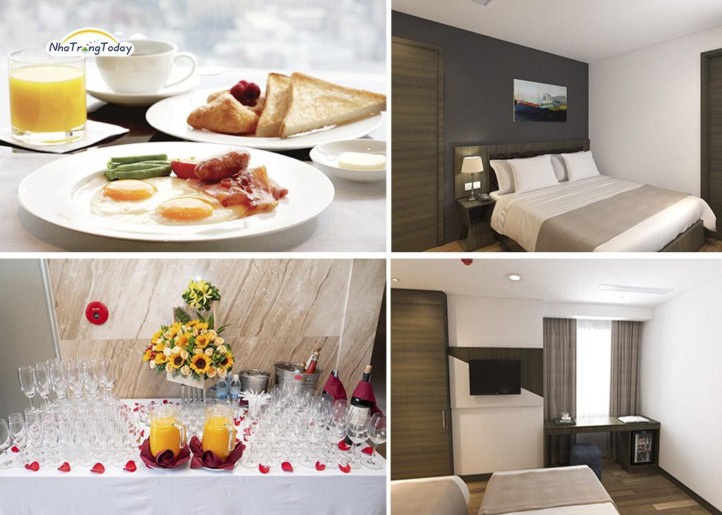 Khách sạn Diamond Nha Trang