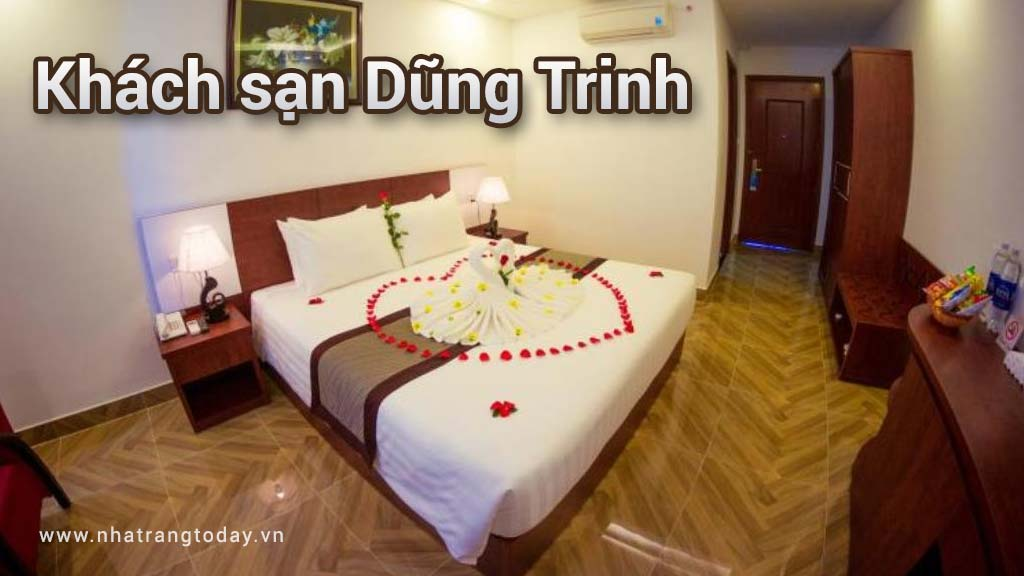 Khách sạn Dũng Trinh Nha Trang