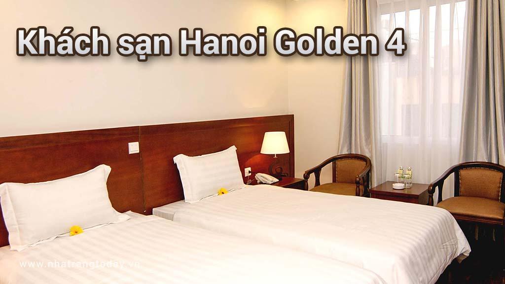 Khách sạn Hà Nội Golden 4