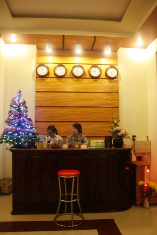 Khách sạn Hoàng Châu