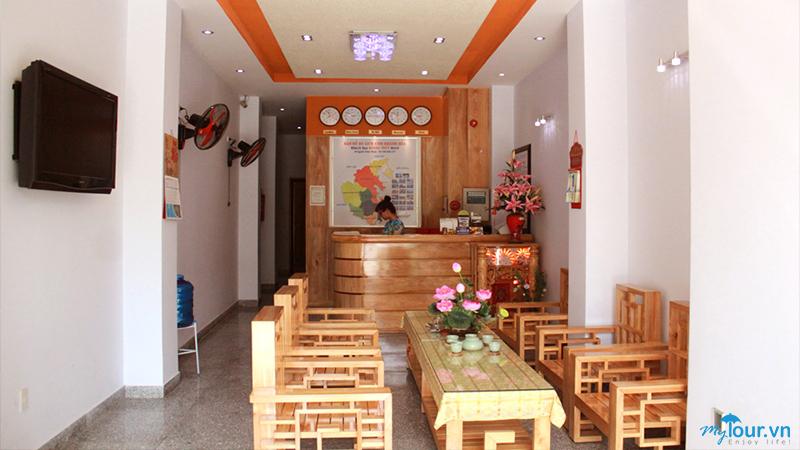 Quốc Tế 3 (Hoàng Thủy Hotel) Hotel