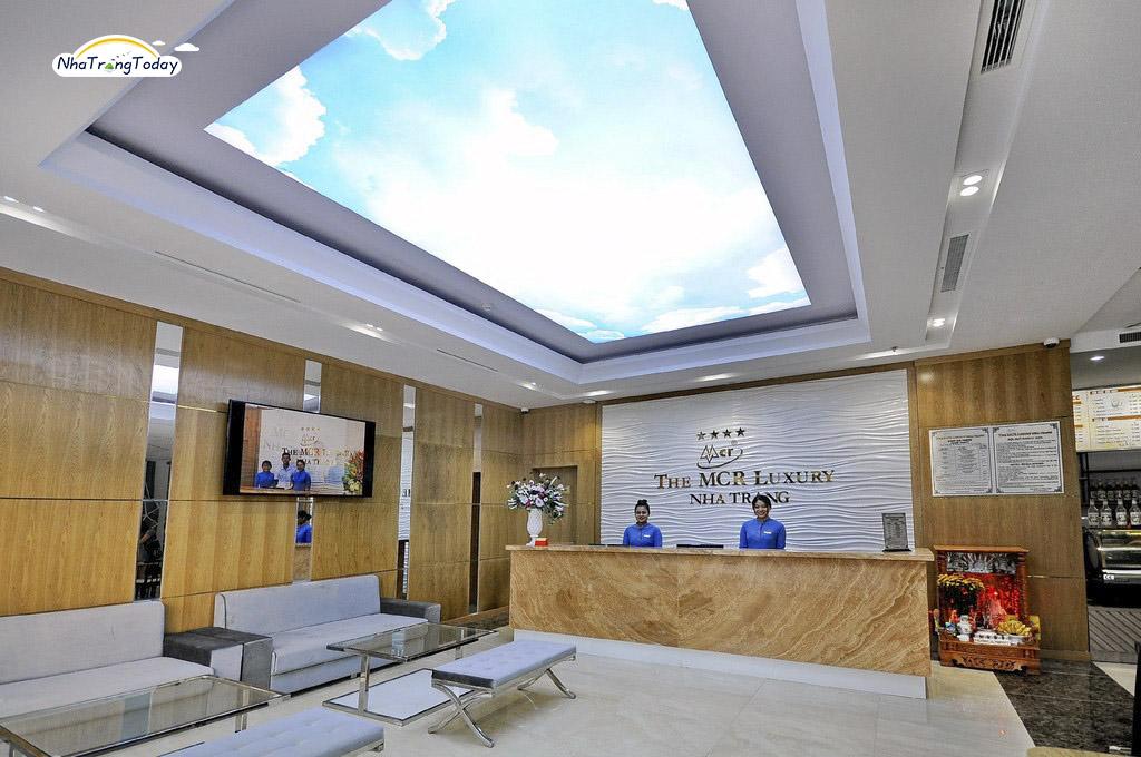 The MCR Luxury Hotel