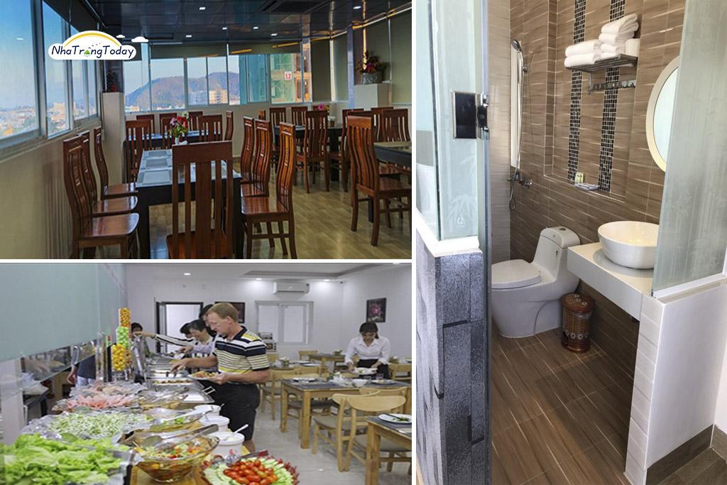 Khách sạn Melyna Nha Trang