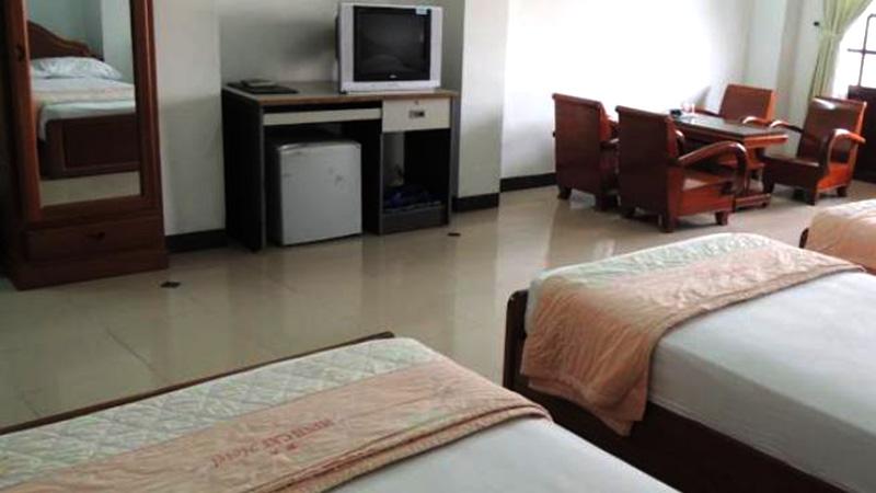 Khách Sạn Minh Cát