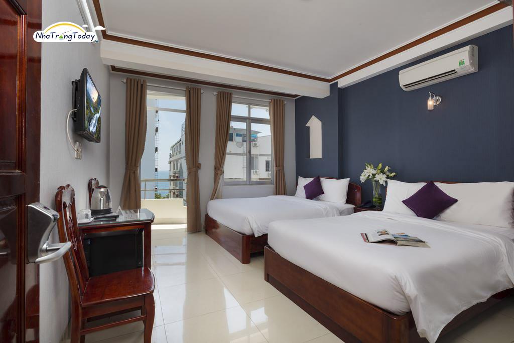 Khách sạn Oressund Nha Trang