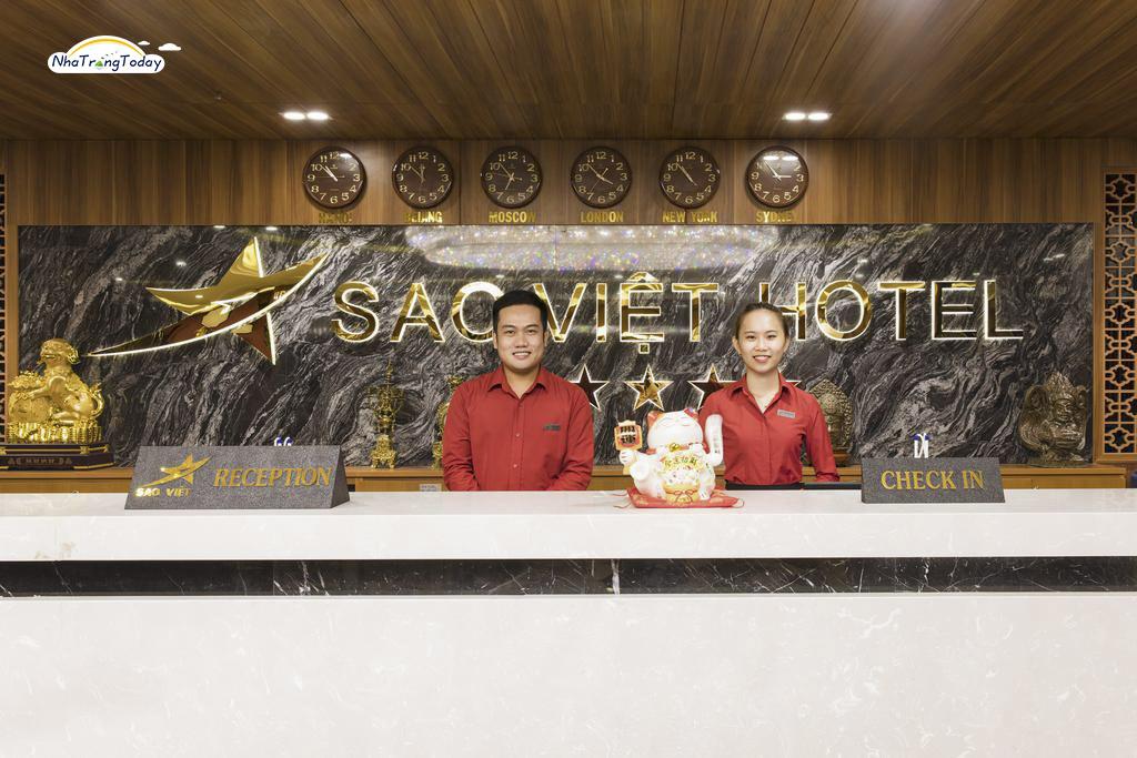 Khách sạn Sao Việt Nha Trang