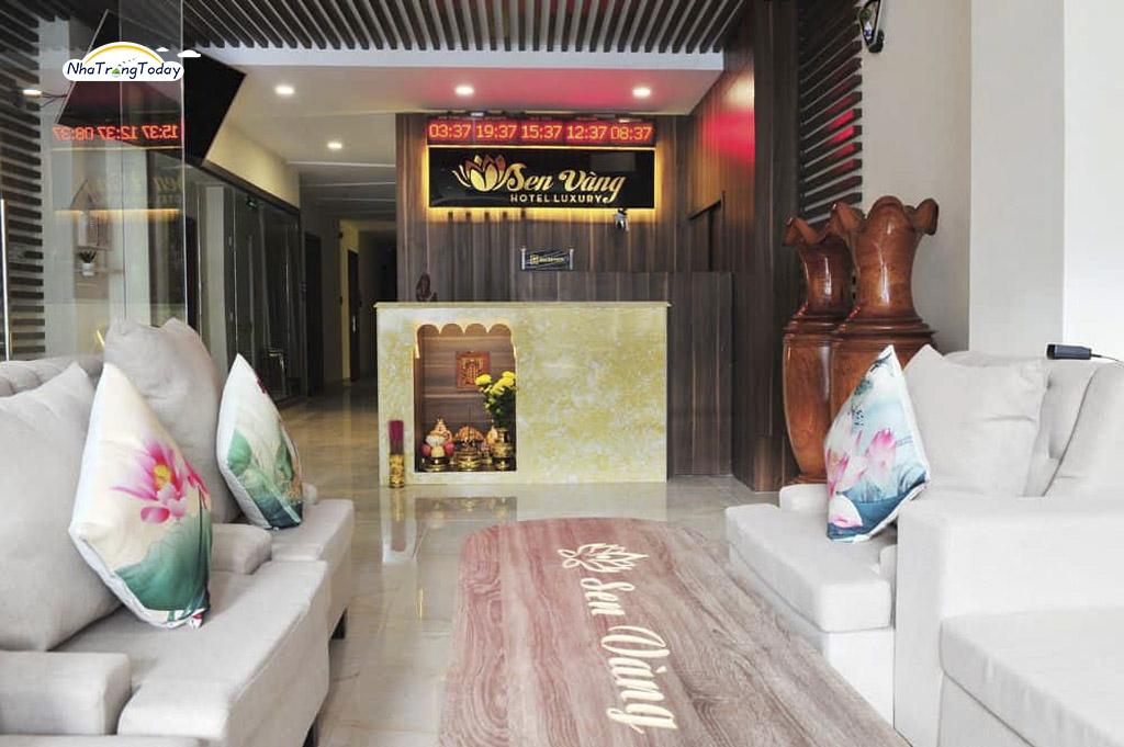 Sen Vàng Luxury Hotel