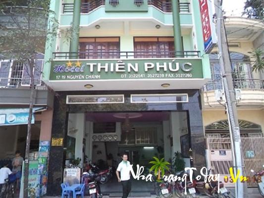Khách sạn Thiên Phúc