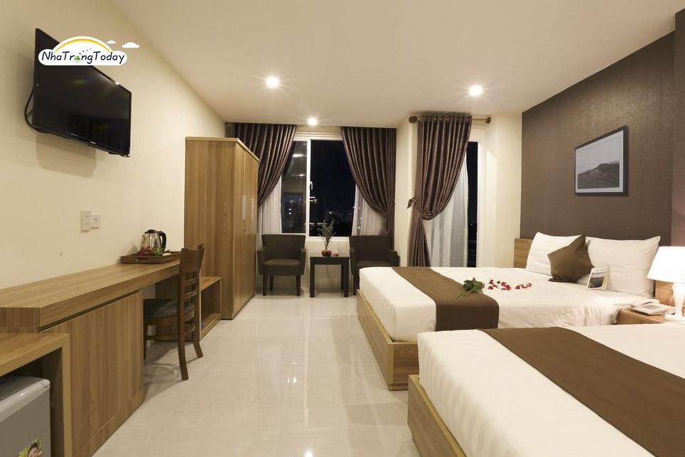Khách sạn Thu Hiền Nha Trang