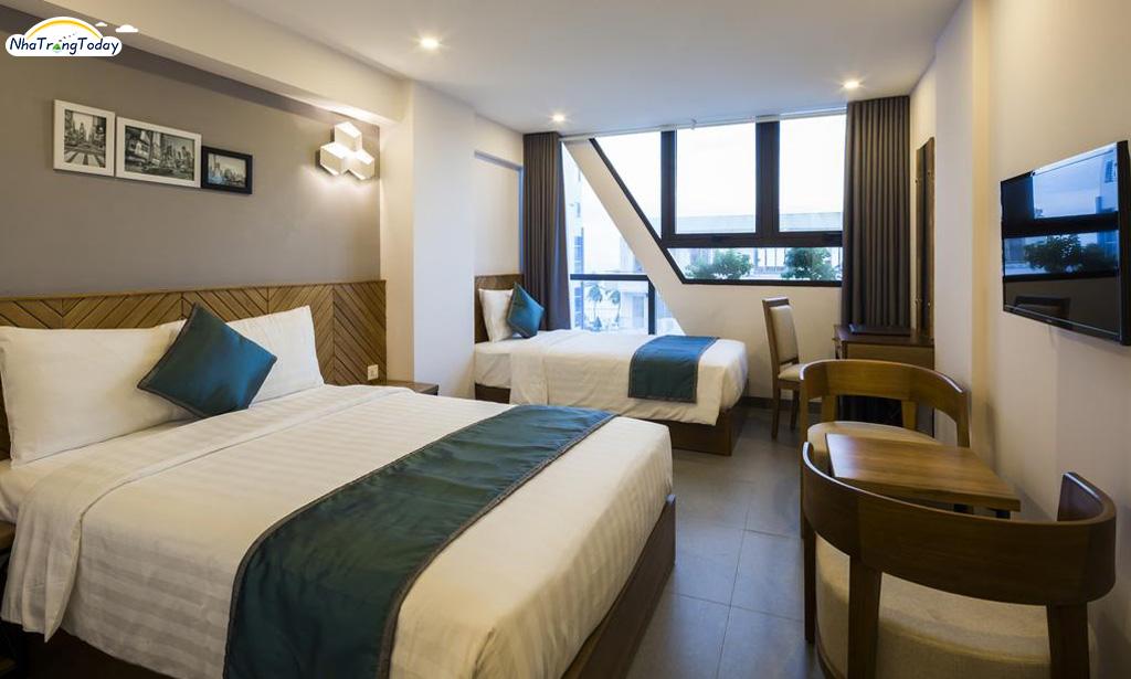 khach san Venue hotel nha trang