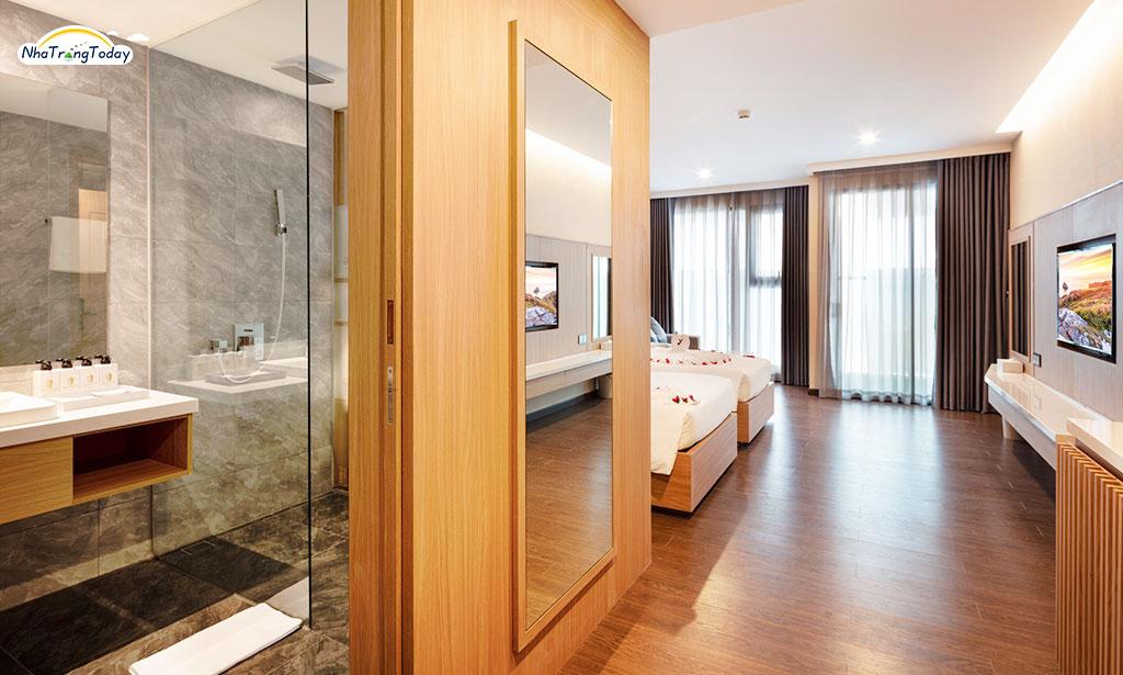 khach san virgo nha trang hotel - superior room