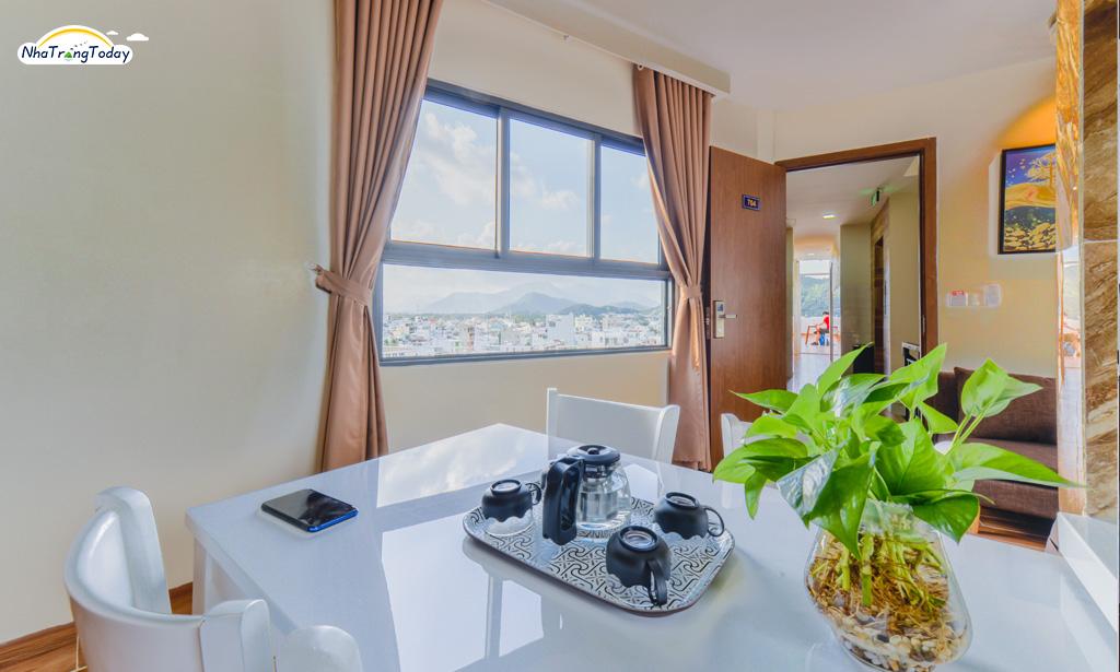 Khách sạn Yến Vàng Hotel Nha Trang