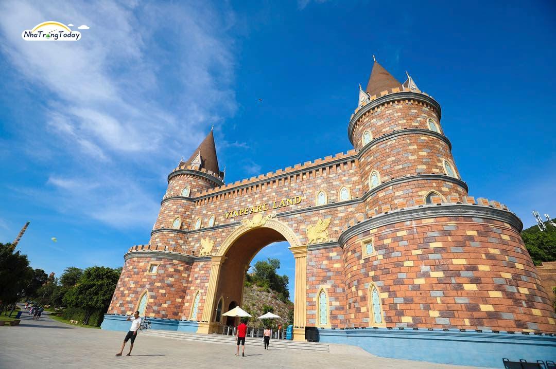 Kinh nghiệm du lịch Vinpearl Land Nha Trang