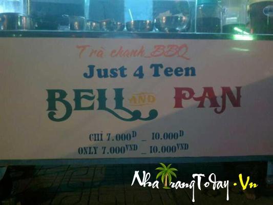 LIPTON - BBQ Just 4 Teen BELL PAN