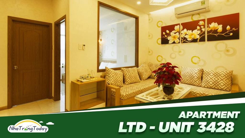 LTD apartment - Unit 3428 Nha Trang