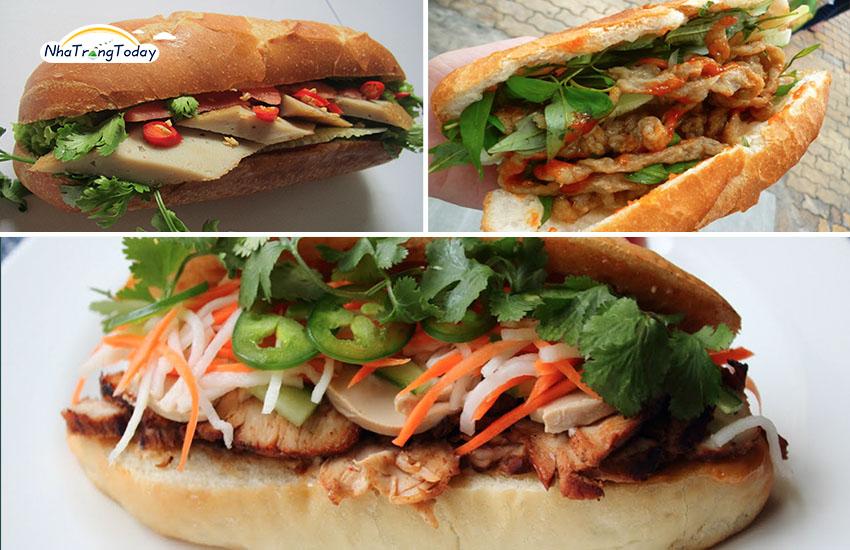 Bánh mỳ Nha Trang