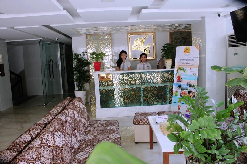 Art Deluxe (Nam Trung) Hotel