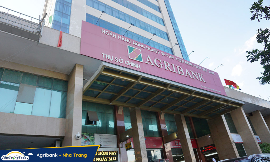 ngân hàng nông nghiệp và phát triển nông thôn Việt Nam Agribank nha trang