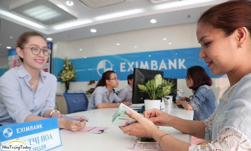 ngân hàng exim bank nha trang