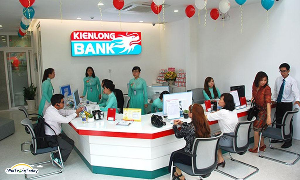ngân hàng Kiên Long nha trang