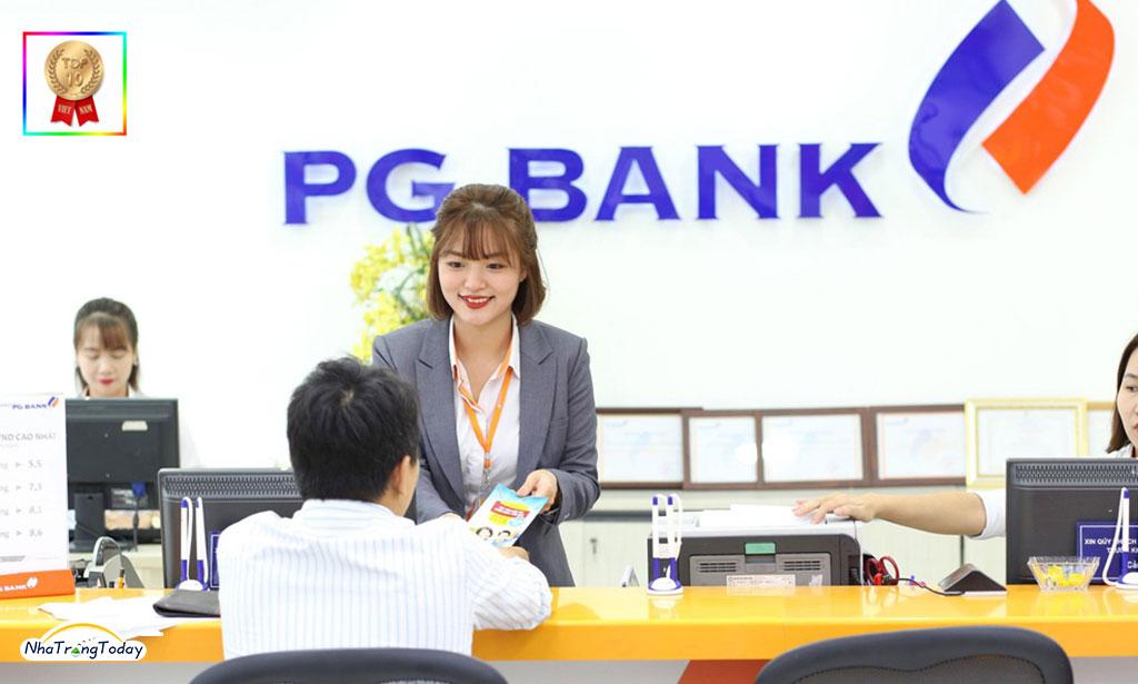 Ngân Hàng Xăng Dầu Petrolimex PG Bank nha trang