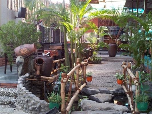 Nhà hàng cafe Nắng Gió