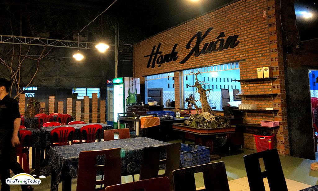 Nhà hàng Hạnh Xuân
