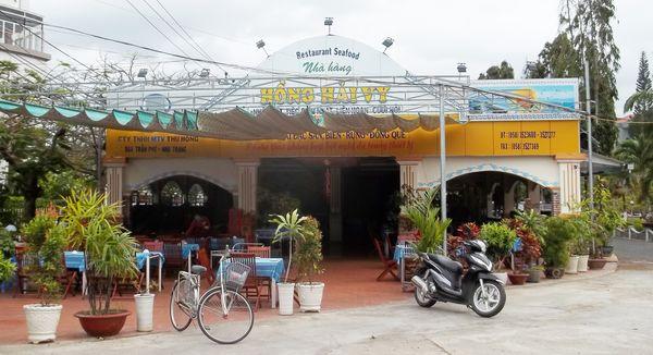 Nhà hàng Hồng Hải Vy
