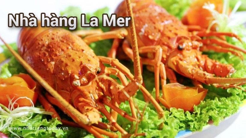 La Mer Restaurant Chuyển thành Khách Sạn La Mer Nha Trang
