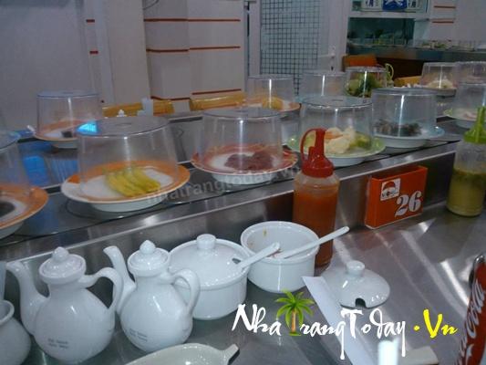 Nhà hàng lẩu băng chuyền Nichi