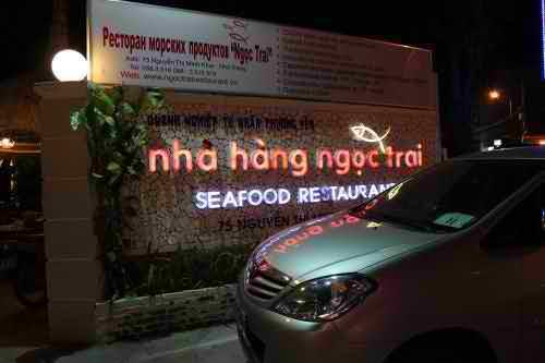 Nhà hàng Ngọc Trai