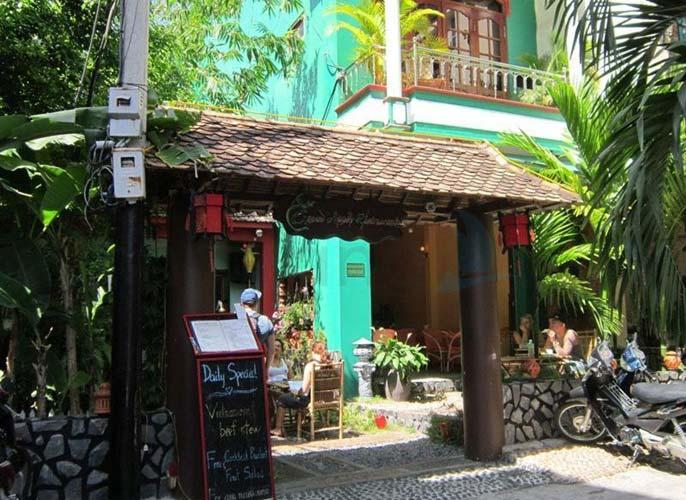 Nhà hàng Quả Táo Xanh - Green Apple