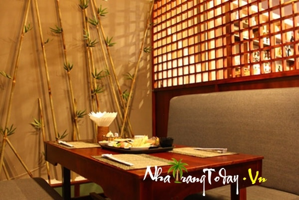 Nhà hàng Sushi Sakura