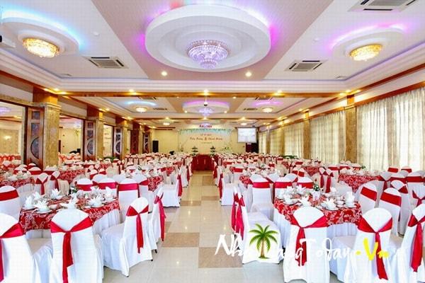 Nhà hàng tiệc cưới Angella