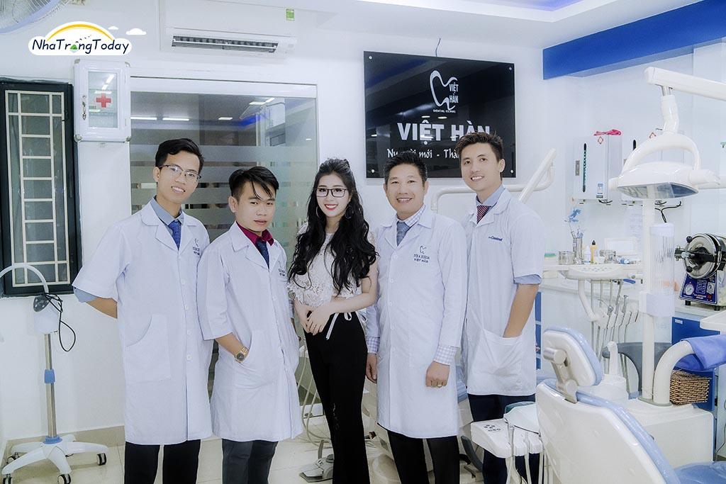 Nha Khoa Việt Hàn Nha Trang