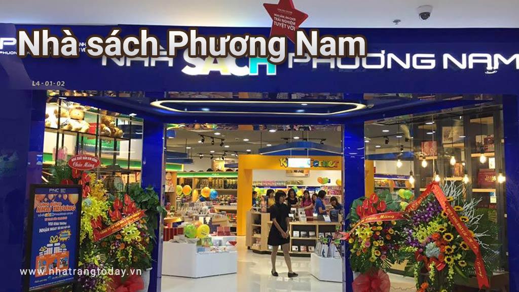 Nhà sách Phương Nam Nha Trang