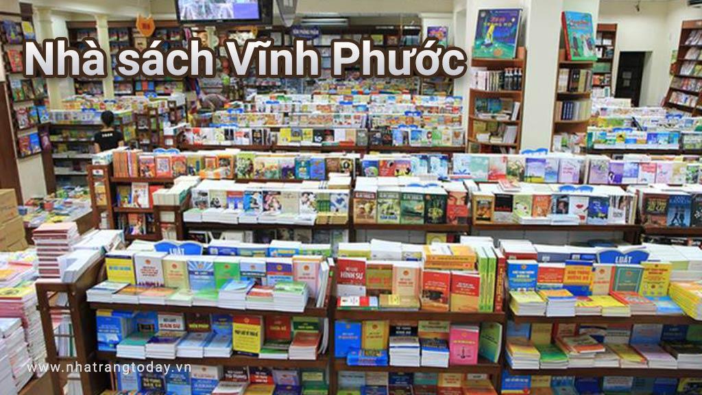Nhà sách Vĩnh Phước Nha Trang