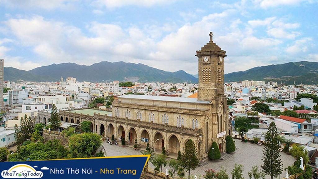 Nhà Thờ Núi (Đá) Nha Trang