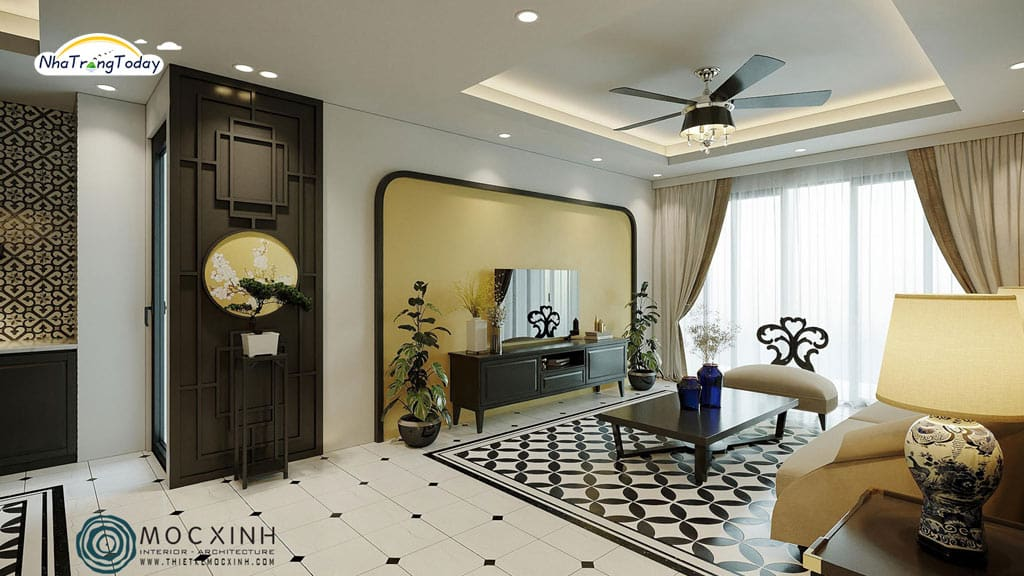 công ty thiết kế nội thất nha trang
