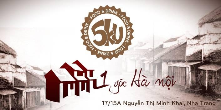Quán 5kU - 1 góc Hà Nội