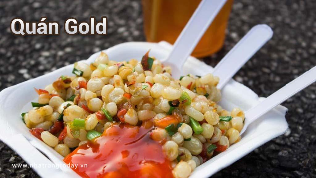 Quán GOLD Nha Trang