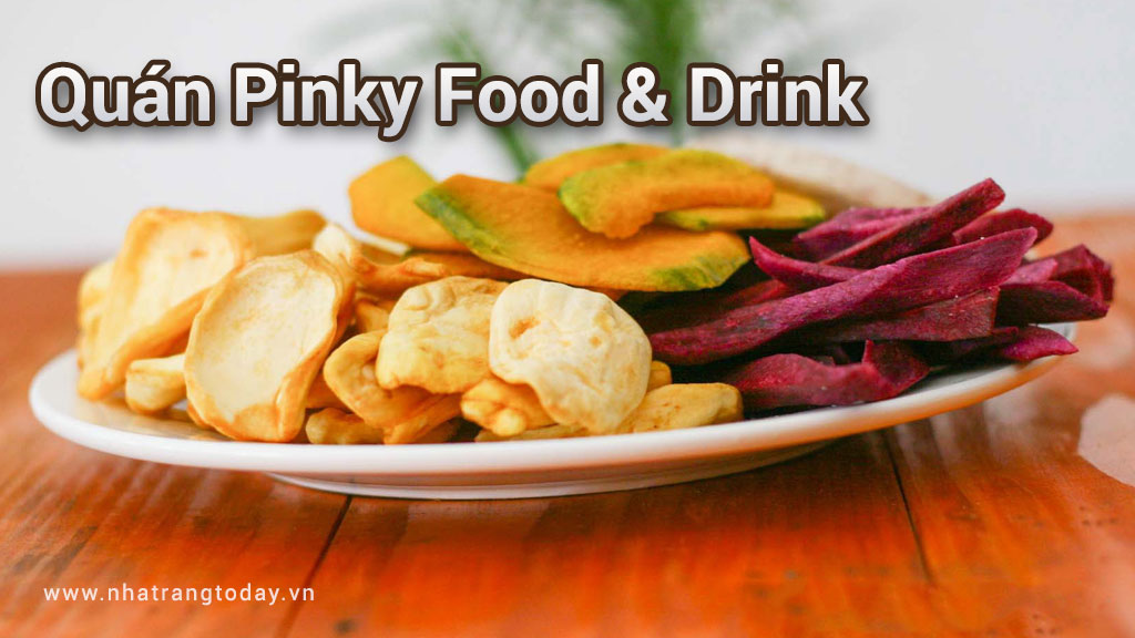 Quán Pinky food & drink Nha Trang