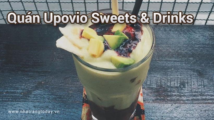 Upovio Sweets & Drinks Nha Trang