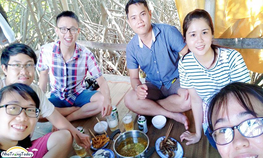 khu rừng đước Nha Trang