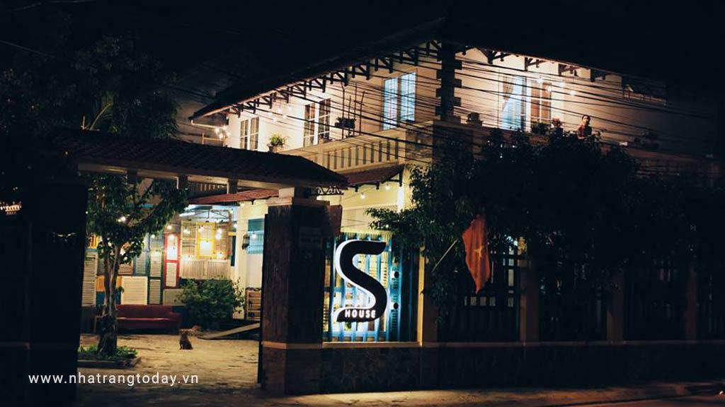 S House Nha Trang - Homestay Độc Đáo