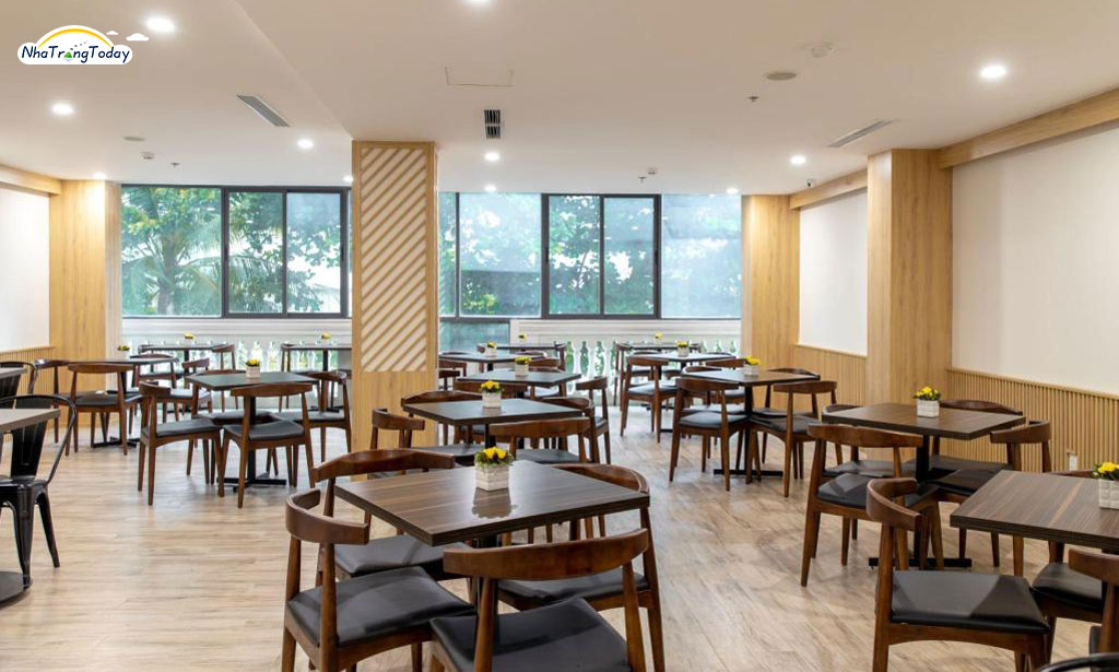 Khách sạn Seven Seas Nha Trang