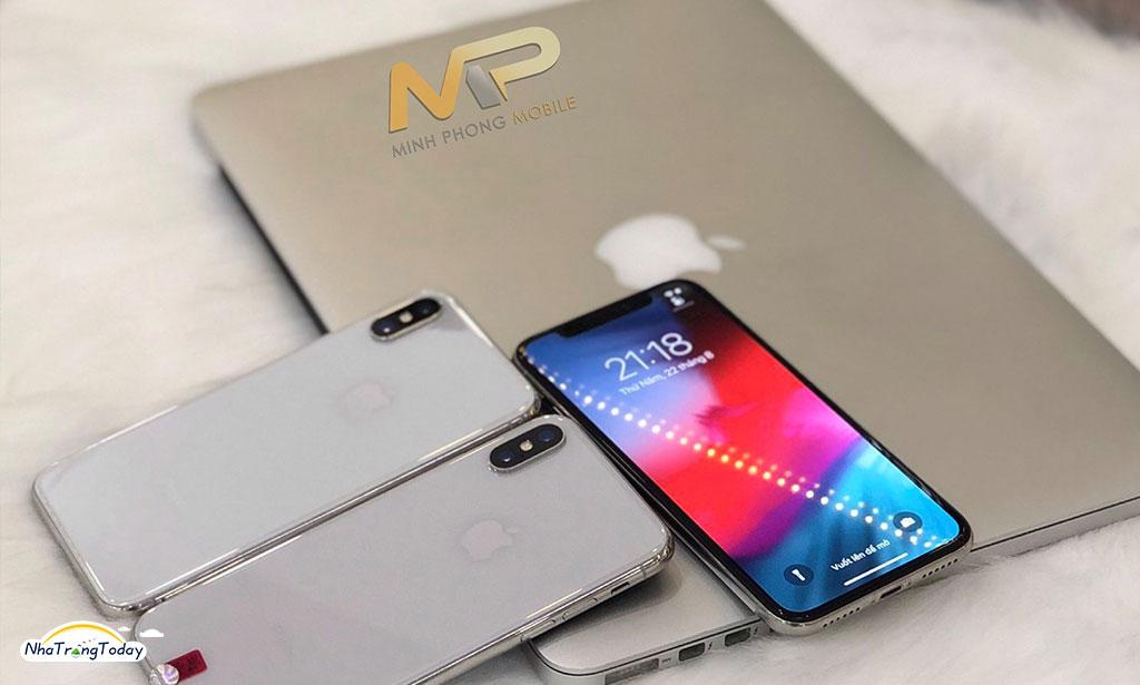 Siêu thị điện thoại Minh Phong