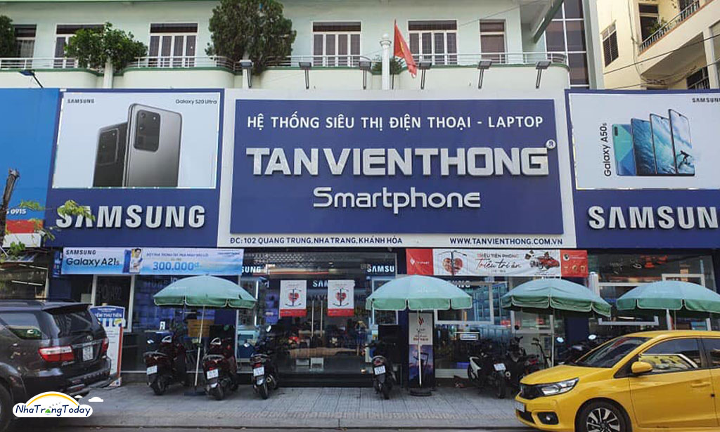 Siêu thị điện thoại Tân Viễn Thông